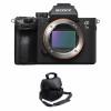 Sony Alpha 7 III Cuerpo + Bolsa   2 años de garantía