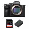 Sony Alpha 7 III Nu + SanDisk 128GB Extreme PRO UHS-I SDXC 170 MB/s + Sony NP-FZ100 | Garantie 2 ans