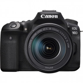 Canon EOS 90D + 18-135mm f/3.5-5.6 IS USM