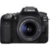 Canon EOS 90D + 18-55mm F/3.5-5.6 EF-S IS STM | Garantie 2 ans
