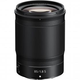 Nikon NIKKOR Z 85mm f/1.8 S | 2 Years Warranty