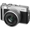 Fujifilm X-A7 Silver + XC 15-45mm Silver   2 años de garantía