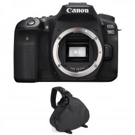 Canon EOS 90D Cuerpo + Bolsa | 2 años de garantía