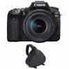 Canon EOS 90D + 18-135mm f/3.5-5.6 IS USM + Sac | Garantie 2 ans