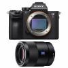 Sony ALPHA 7R III + Sony SEL 55mm F1.8 ZA |2 Years Warranty
