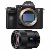 Sony ALPHA 7R III + Sony SEL 55mm F1.8 ZA| Garantie 2 ans