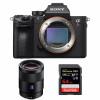 Sony ALPHA 7R III + Sony SEL 55mm F1.8 ZA + SanDisk 64GB Extreme PRO UHS-I SDXC 170 MB/s | 2 años de garantía