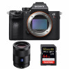 Sony ALPHA 7R III + Sony SEL 55mm F1.8 ZA + SanDisk 64GB Extreme PRO UHS-I SDXC 170 MB/s | 2 Years warranty