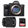 Sony ALPHA 7R III + SEL FE 28-70 mm f/3,5-5,6 OSS + SanDisk 64GB Extreme PRO UHS-I SDXC 170 MB/s | Garantie 2 ans