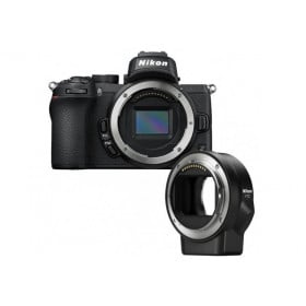 Nikon Z50 Nu + Nikon FTZ  Garantie 2 ans
