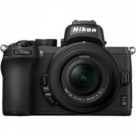 Nikon Z50 + Nikon Z DX 16-50 mm f/3.5-6.3