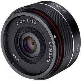 Samyang AF 35mm f/2.8 FE Sony E | 2 años de garantía