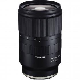 Tamron 28-75mm f/2.8 Di III RXD Sony E