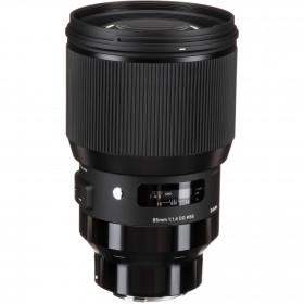 Sigma 85mm f/1.4 DG HSM ART Sony E