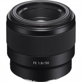 Sony FE 50mm f/1.8   2 Years Warranty