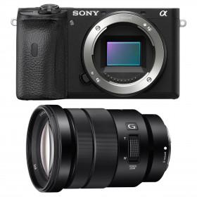 Sony ALPHA 6600 + Sony E PZ 18-105mm f/4 G OSS