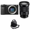 Sony ALPHA 6600 + Sony E PZ 18-105mm f/4 G OSS + Bag | 2 Years warranty