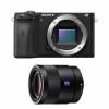Sony ALPHA 6600 + Sony Sonnar T* FE 55mm f/1.8 ZA | Garantie 2 ans