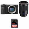 Sony ALPHA 6600 + Sony Distagon T* FE 35mm f/1.4 ZA + SanDisk 256GB Extreme PRO UHS-I SDXC 170 MB/s | 2 años de garantía