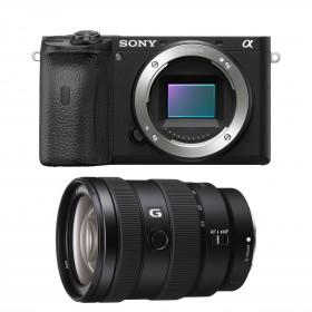 Sony ALPHA 6600 + Sony E 16-55mm f/2.8 G | 2 Years Warranty