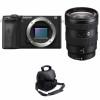Sony ALPHA 6600 + Sony E 16-55mm f/2.8 G + Sac | Garantie 2 ans