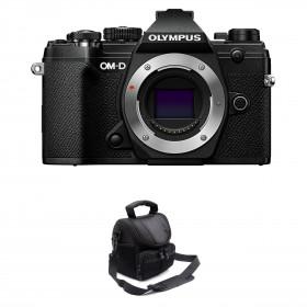 Olympus OM-D E-M5 Mark III Black Body + Bag | 2 Years Warranty