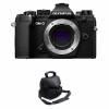 Olympus OM-D E-M5 Mark III Negro Cuerpo + Bolsa | 2 años de garantía
