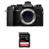 Olympus OM-D E-M5 Mark III Negro Cuerpo + SanDisk 64GB Extreme PRO UHS-I SDXC 170 MB/s | 2 años de garantía