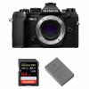 Olympus OM-D E-M5 Mark III Negro Cuerpo + SanDisk 64GB Extreme PRO UHS-I SDXC 170 MB/s + Olympus BLS-50 | 2 años de garantía