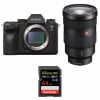 Sony ALPHA A9 II + FE 24-70mm f/2.8 GM + SanDisk 64GB Extreme PRO UHS-I SDXC 170 MB/s |2 Years Warranty