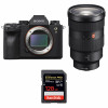 Sony ALPHA A9 II + FE 24-70mm f/2.8 GM + SanDisk 128GB Extreme PRO UHS-I SDXC 170 MB/s |2 Years Warranty