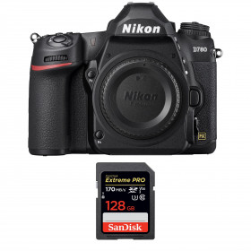 Nikon D780 Body + SanDisk 128GB Extreme PRO UHS-I SDXC 170 MB/s | 2 years Warranty