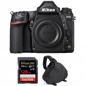 Nikon D780 Body + SanDisk 128GB Extreme PRO UHS-I SDXC 170 MB/s + Bag | 2 years Warranty