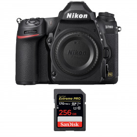 Nikon D780 Body + SanDisk 256GB Extreme PRO UHS-I SDXC 170 MB/s | 2 years Warranty