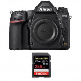 Nikon D780 Nu + SanDisk 256GB Extreme PRO UHS-I SDXC 170 MB/s