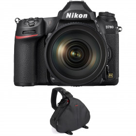 Nikon D780 + 24-120mm f/4G ED VR + Bag | 2 years Warranty