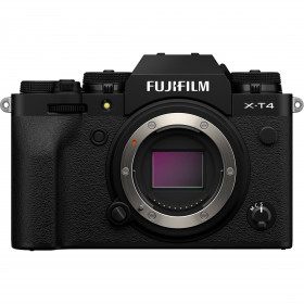 Fujifilm X-T4 Body Black | 2 Years Warranty