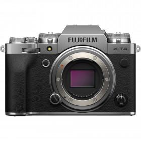 Fujifilm X-T4 Cuerpo Silver | 2 años de garantía