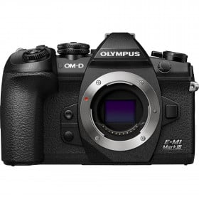 Olympus OM-D E-M1 Mark III Cuerpo Negro