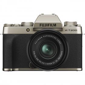 Fujifilm X-T200 + XC 15-45mm f/3.5-5.6 OIS PZ Gold