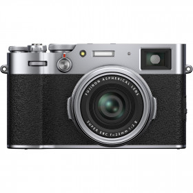 Fujifilm X100V Silver | Garantie 2 ans