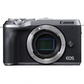 Canon EOS M6 Mark II Silver Nu