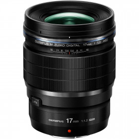 Olympus M.Zuiko Digital ED 17mm F1.2 PRO | 2 Years Warranty