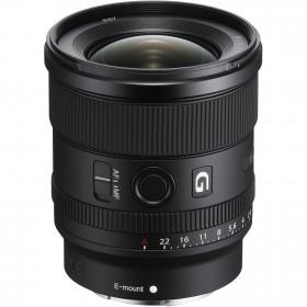 Sony FE 20mm f/1.8 G | 2 Years Warranty