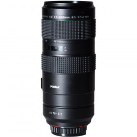 Pentax HD PENTAX-D FA 70-210mm f/4 ED SDM WR