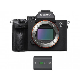 Sony Alpha 7 III Cuerpo + NP-FZ100 | 2 años de garantía