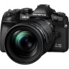 Olympus OM-D E-M1 Mark III Black + M.Zuiko Digital ED 12-100mm f/4 IS PRO | 2 Years Warranty