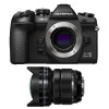 Olympus OM-D E-M1 Mark III Black + M.Zuiko Digital ED 7-14mm f/2.8 PRO | 2 Years Warranty