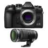 Olympus OM-D E-M1 Mark III Black + M.Zuiko Digital ED 40-150mm f/2.8 PRO | 2 Years Warranty