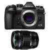 Olympus OM-D E-M1 Mark III Black + M.Zuiko Digital ED 25mm f/1.2 PRO | 2 Years Warranty